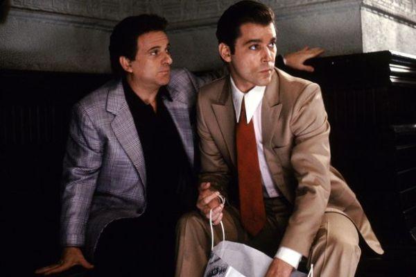 Joe Pesci, Ray Liotta in Goodfellas-880470