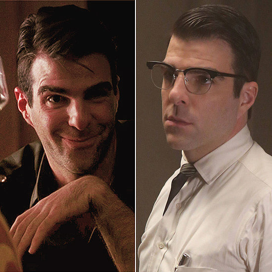 Zachary-QuintoQuinto-played-Chad-Warwick-former-owner-Murder-House-handful-episodes-season-one-He-returned-bigger-role-mysterious-Dr-Oliver-Thredson-Asylum-Spoiler-alert-he-Bloody-Face