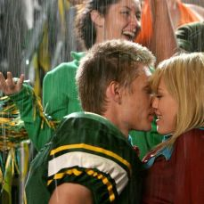 Hilary Duff e Chad Michael Murray in Cinderella Story (2004)
