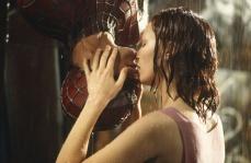 Tobey Maguire e Kirten Dunst in Spider-Man (2002)