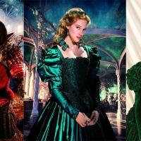 Les Costumes Magnifiques de La Bella e La Bestia