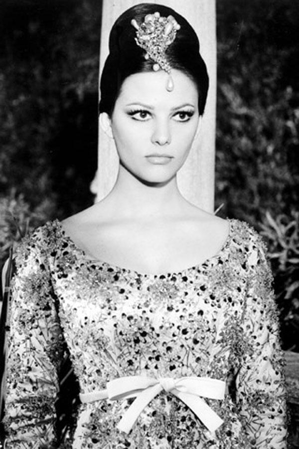 Claudia Cardinale ne La Pantera Rosa (1963)