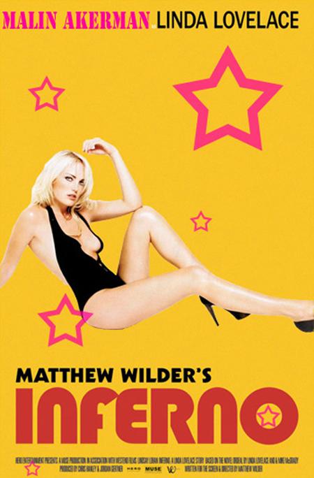 Malin Akerman rimpiazza la capricciosa Lindsay Lohan, licenziata dal set di Inferno: A Linda Lovelace Story (2013)