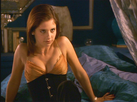 Sarah Michelle Gellar in Cruel Intentions (1999)