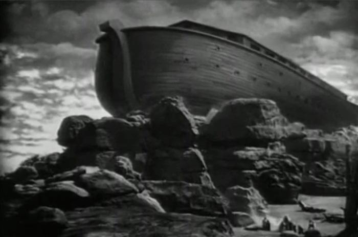 Il diluvio universale secondo Michael Curtiz…