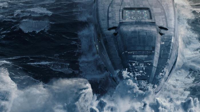 L'arca d'élite per coloro che possono permettersi di sfuggire alla profezia Maya…