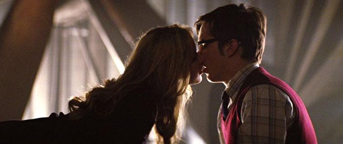 Jennifer Lawrence e Nicholas Hoult in love sul set di X-Men - L'inizio (2011)