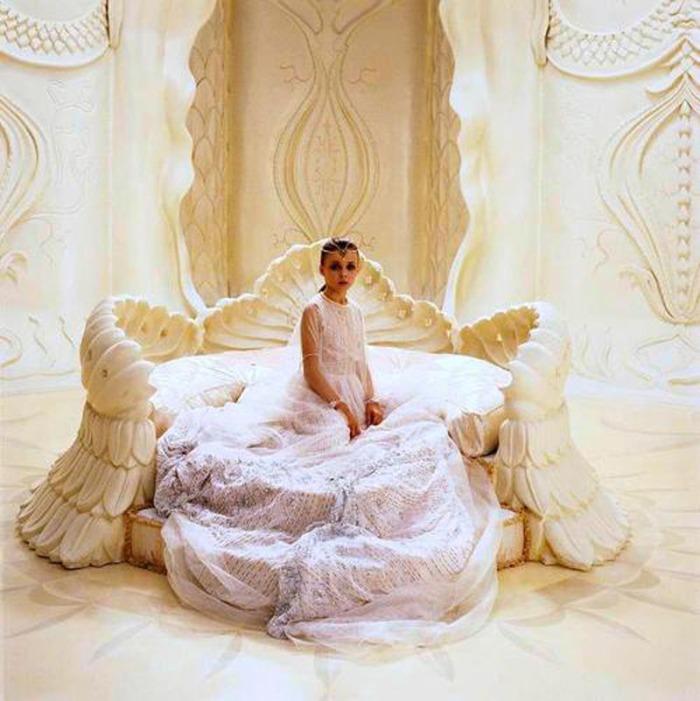 L'incantevole Imperatrice Bambina