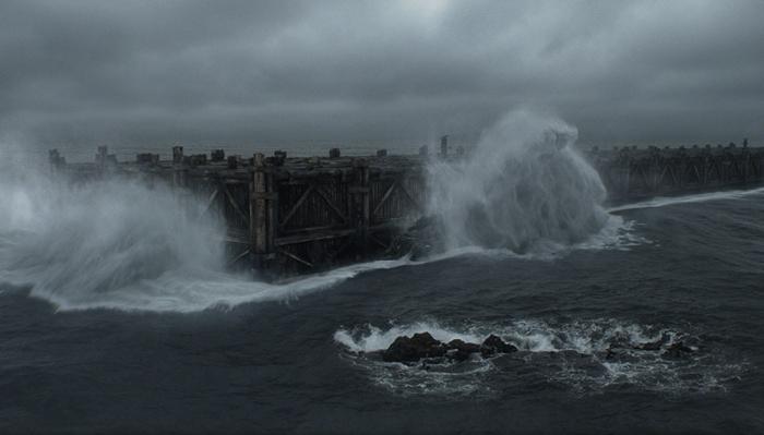 La gigantesca arca del profeta Crowe…