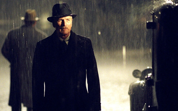Paul Newman è il boss irlandese John Rooney in Era mio padre (2002)