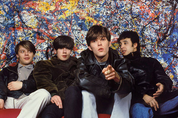 Stone Roses  Nascita: 1984 – Morte: 1996 Leader: Ian Brown Album di riferimento: The Stone Roses (1989) Singolo-manifesto: I Wanna Be Adored (1989)