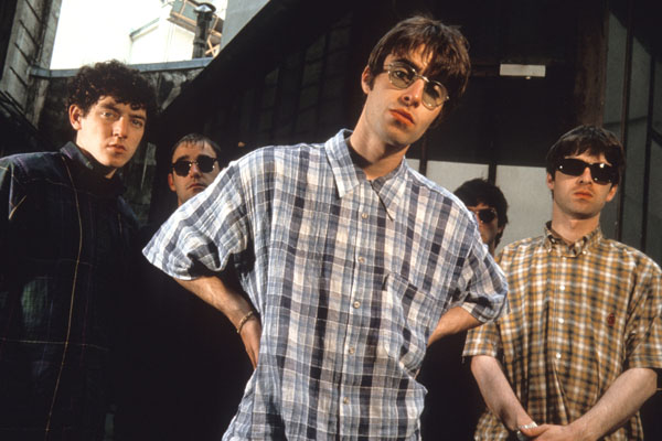 Oasis Nascita: 1991 – Morte: 2009 Leaders: Liam e Noel Gallagher Album di riferimento: Definitely Maybe (1994) - (What's the Story) Morning Glory? (1995) Singolo-manifesto: Wonderwall (1995)