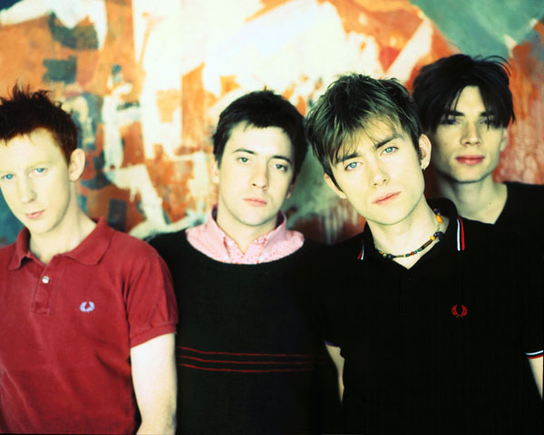 Blur 1989 - in attività  Leader: Damon Albarn Album di riferimento: Parklife (1994) - The Great Escape (1995) Singolo-manifesto: Country House (1995)