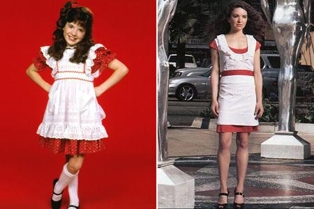 Tiffany Brissette è Vicki (1985-1989) La robottina coi boccoli e l'abito-grembiule, oggi, è un'infermiera 40enne del Colorado.