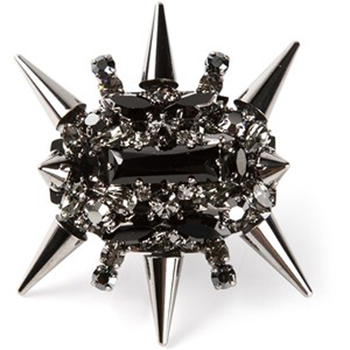 Philipp Plein spiked cocktail ring 325,00 €