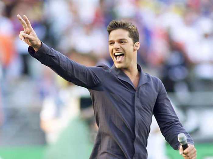 Francia '98: La copa de la vida di Ricky Martin