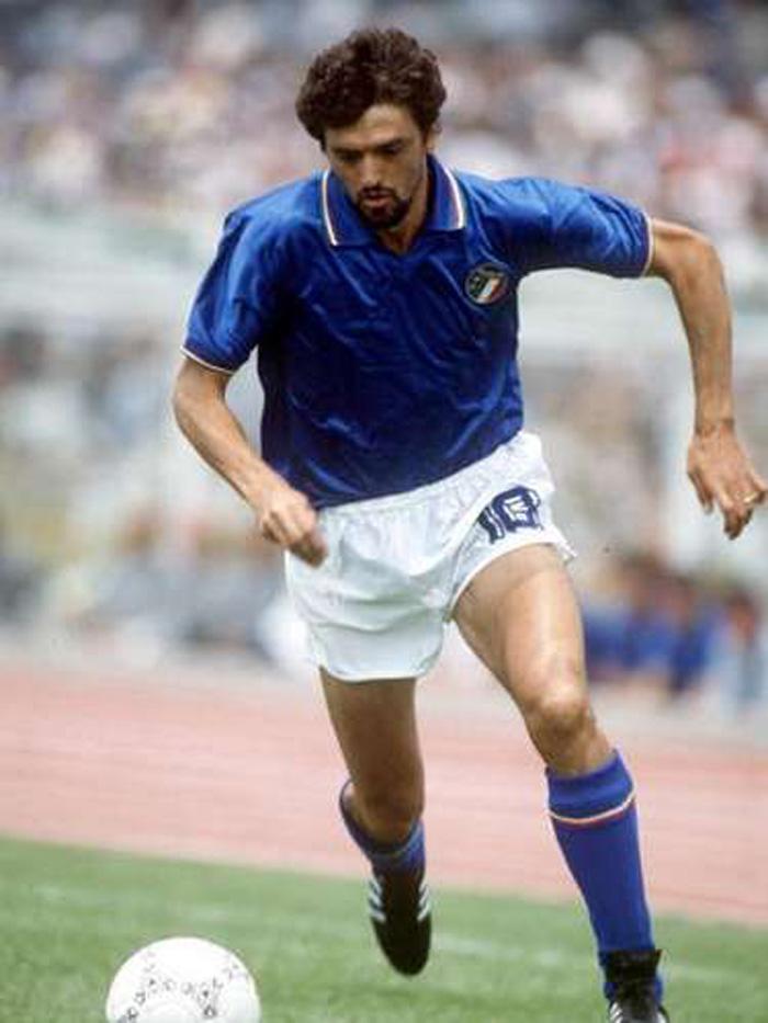 1986 Le reti azzurre segnate da Alessandro Altobelli