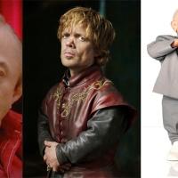 Tyrion Lannister e i nani più famosi dello schermo