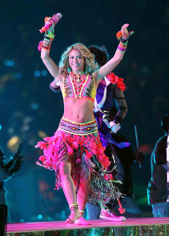 Sudafrica 2010: Waka Waka di Shakira