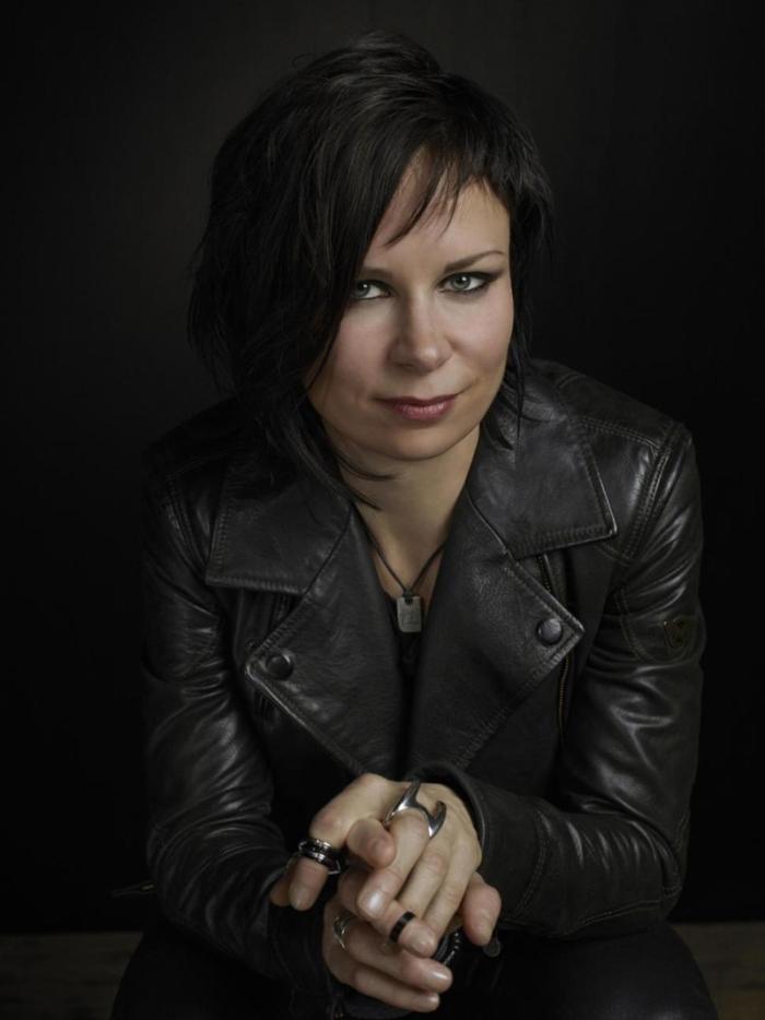 L'eccentrica analista, Chloe O'Brian (Mary Lynn Rajskub)…