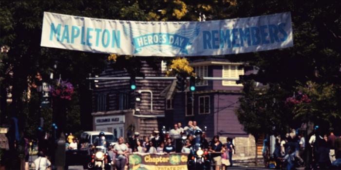 Mapleton in The Leftovers (2014) La piccola comunità del New Jersey dove sono scomparsi nel nulla un centinaio di abitanti per mano di un evento biblico noto come il
