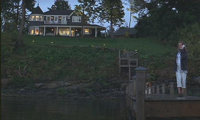 La sara sul lago ne Le verità nascoste (2000)