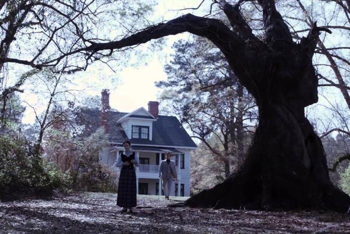 Harrisville nel Rhode Island,ne L'evocazione - The Conjuring (2013)
