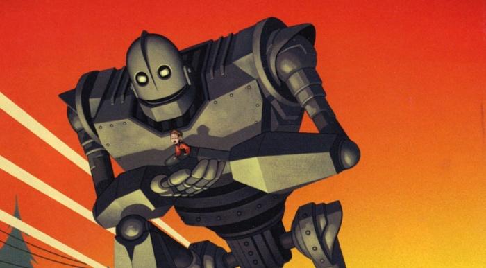 Il Gigante di Ferro (1999)