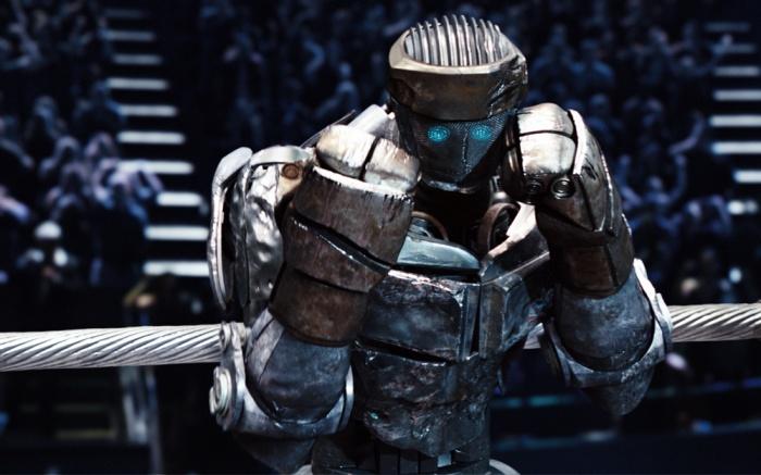 Atom in Real Steel (2011)
