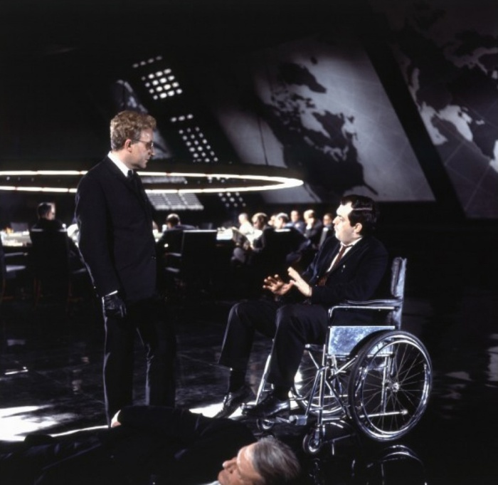 Il Dottor Stranamore (Dr. Strangelove or: How I Learned to Stop Worrying and Love the Bomb) (1964)