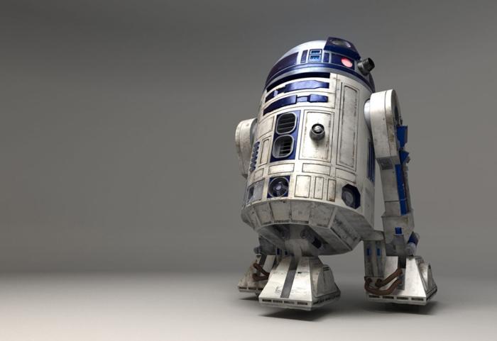 R2-D2 nell'epopea di Star Wars