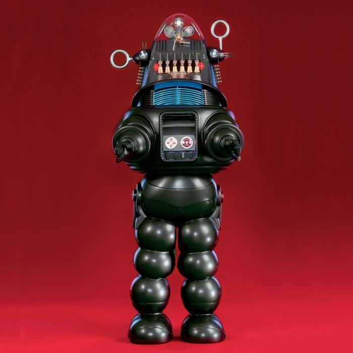 Robbie il Robot ne Il Pianeta Proibito (1956)