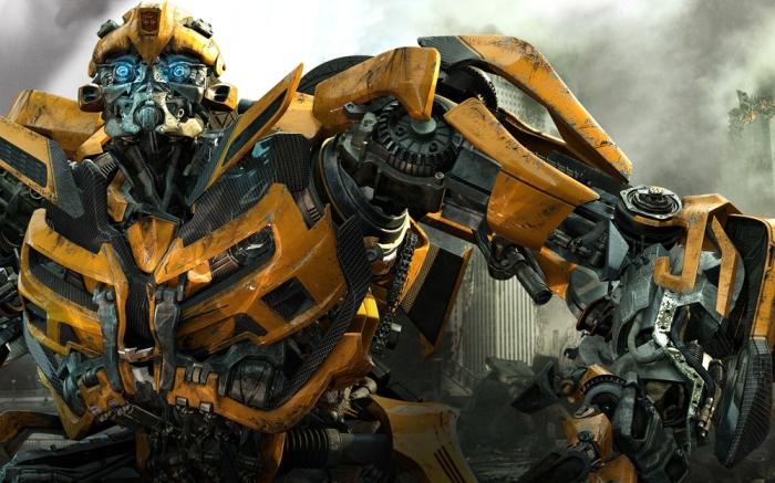 Bumblebee nella saga Transformers