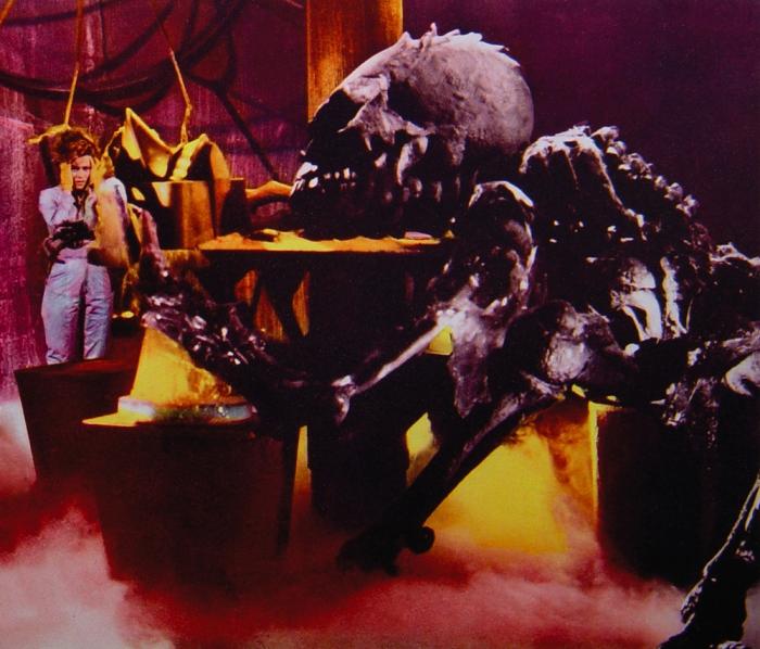 Terrore nello spazio (1965) Il fanta-horror rudimentale che ispirò Alien