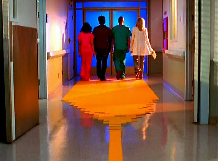 Scrubs (stagione 5, ep. 7, La mia strada verso casa)