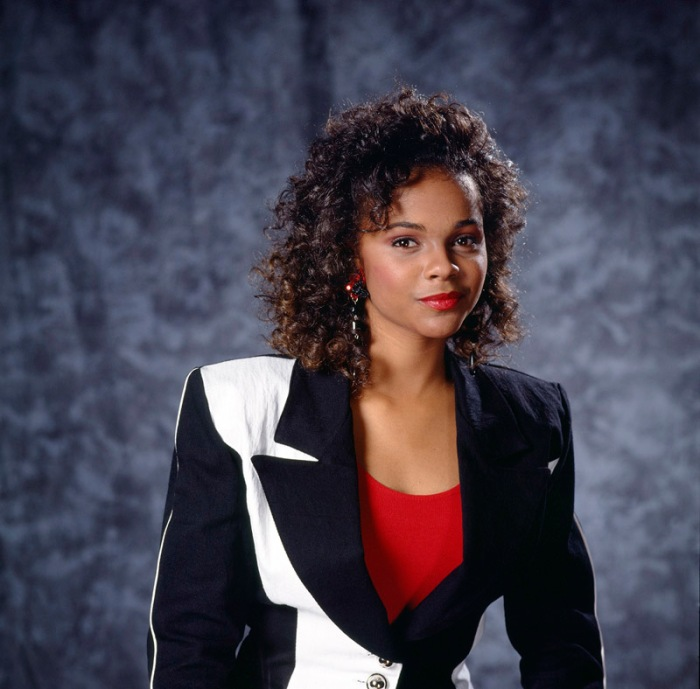 Save by the bell promo - season 3 -  Lark Voorhies as Lisa Turtle