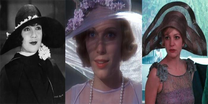 Daisy Buchanan, l'amore tormentato di Gatsby vanta le sofisticate fattezze di: Lois Wilson nel 1926, Mia Farrow nel 1974 e Carey Mulligan nel 2013