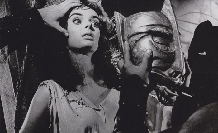 La Maschera del Demonio (1960)  Fu il primo horror gotico italiano.