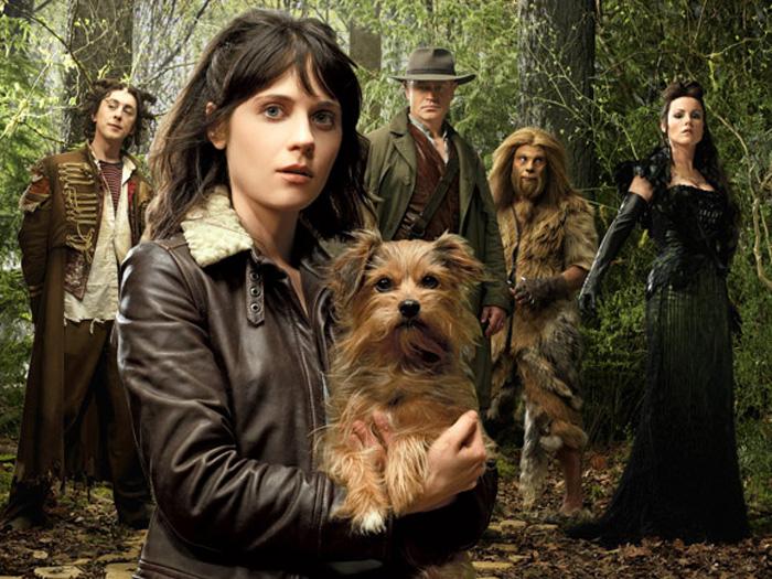 La miniserie Ritorno al mondo di Oz (2007)