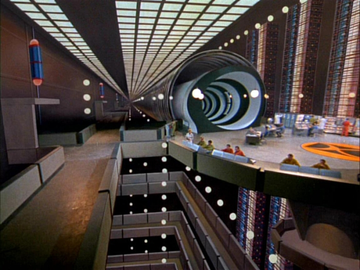 Tunnel del Tempo in Kronos - Sfida al passato (1966-1967)