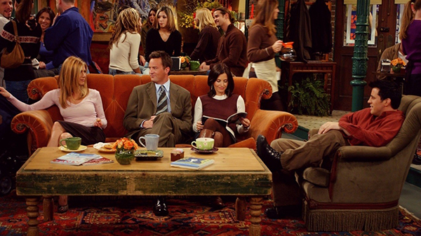 Central Perk in Friends