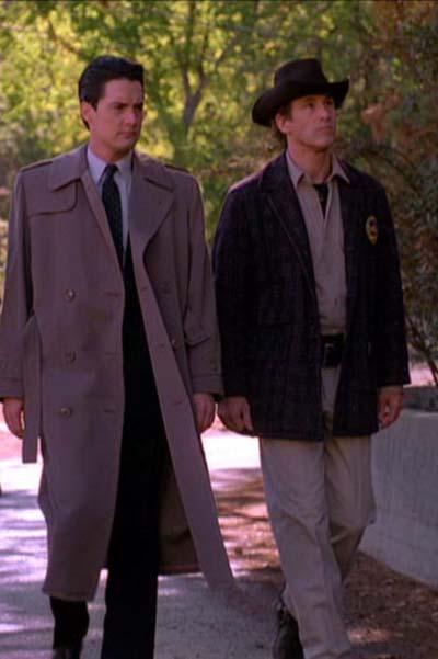 Cooper e  Truman