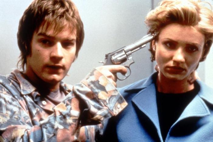 Perde la testa per il suo sequestratore in camicia hawaiana (Ewan McGregor) in Una Vita Esagerata (1997)