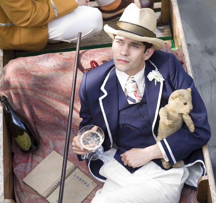 Ben Whishaw: il Vizioso di Oxford in Ritorno a Brideshead (2008)