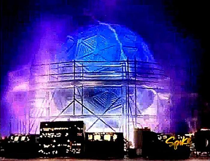 Cronosfera in Seven Days (1998–2001)