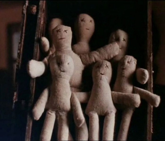 Le vendicative miniature in pezza di Amityville Dollhouse (1996)