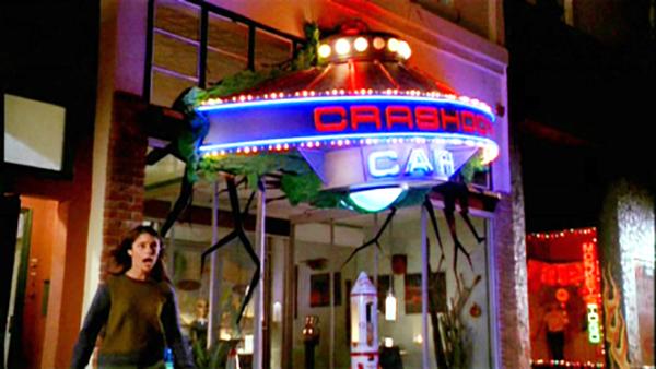 Il Crashdown Cafe di Roswell