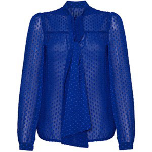 Mela Loves London Bow Blouse £22.00 su lipsy.co.uk