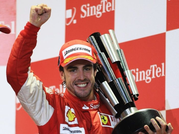 Fernando Alonso: El Nano col piede sull'acceleratore