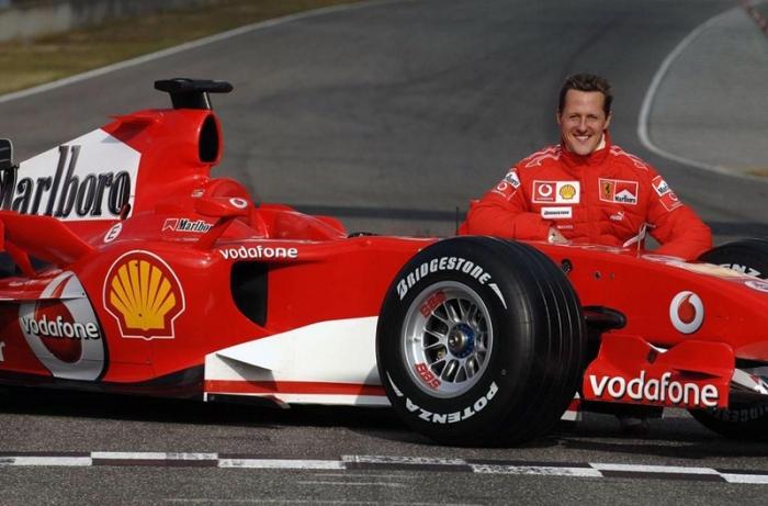 Michael Schumacher: Il Salvatore della Patria